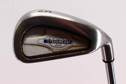 Callaway X-14 Single Iron 5 Iron Callaway X Steel Steel Regular Right Handed 38.0in