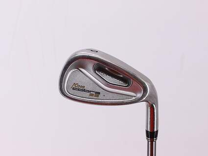 Cobra SS Oversize Single Iron Pitching Wedge PW Stock Graphite Shaft Graphite Regular Right Handed 36.0in