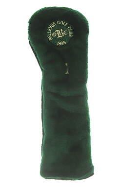 Bellevue Golf Club #1 Driver Headcover Green/Black