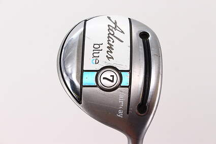 Adams 2015 Blue Fairway Wood 7 Wood 7W 23° Adams Aldila Slimtech 45 Graphite Ladies Right Handed 40.0in