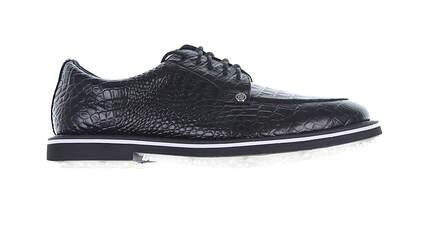 New Mens Golf Shoe G-Fore Pintuck Gallivanter 11.5 Black G4MF18EF08 MSRP $185