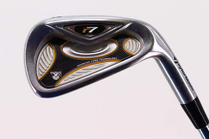 TaylorMade R7 TP Single Iron 4 Iron True Temper Dynamic Gold X100 Steel X-Stiff Right Handed 38.5in
