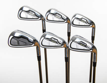 Cleveland 588 TT Iron Set 5-PW UST Mamiya Recoil 780 ES Graphite Regular Right Handed 38.25in