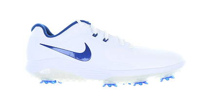 New Mens Golf Shoe Nike Vapor Pro 11 White/Blue MSRP $130 AQ2197 102