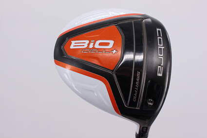 Cobra Bio Cell + Orange Driver 8.5° Matrix Ozik HD 6Q3 Red Tie Graphite Stiff Right Handed 45.25in