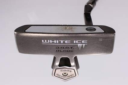 Odyssey White Ice D.A.R.T. Blade Putter Steel Right Handed 34.0in