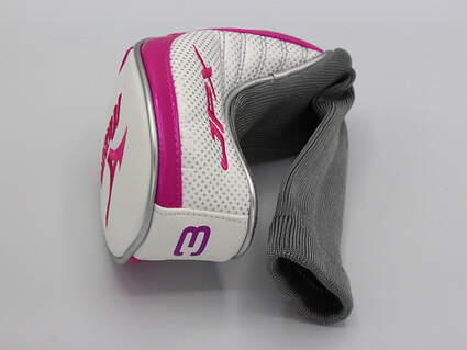 Ladies Mizuno JPX 850 #3 Fairway Wood Pink/White