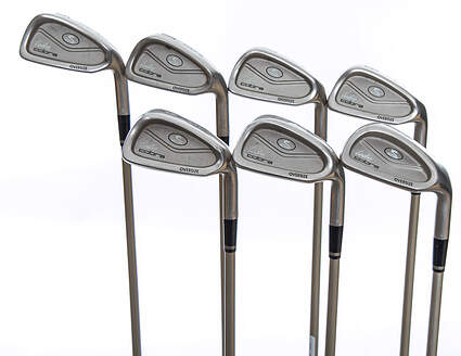 Cobra Lady Cobra Iron Set 5-PW SW Stock Graphite Shaft Graphite Ladies Right Handed 37.0in