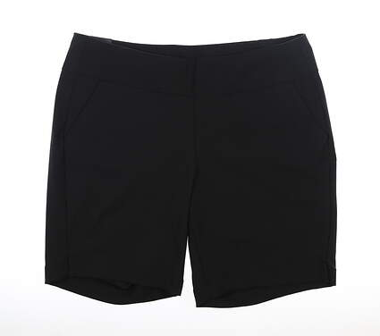 New Womens Under Armour Shorts X-Large XL Black MSRP $70 UW6679