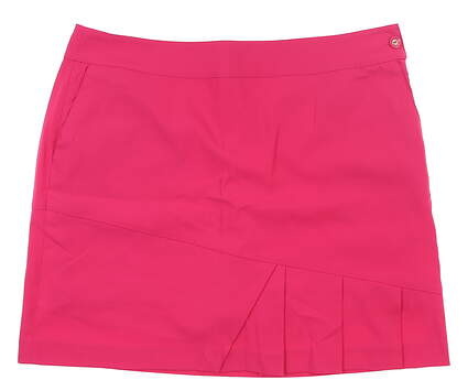 """New Womens EP NY 19"""" Tech Golf Skort 12 Allure Pink MSRP $89 1540NED"""