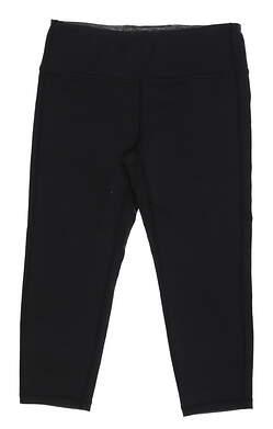 New Womens Footjoy Leggings Medium M Black MSRP $80