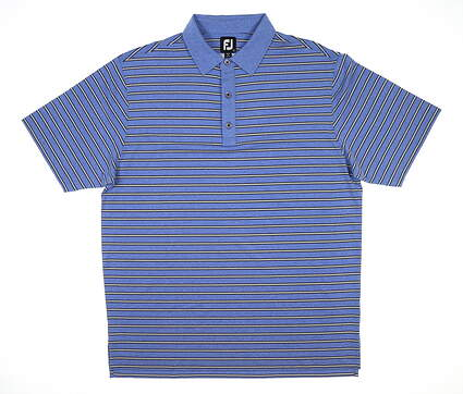 New Mens Footjoy Polo Large L Multi MSRP $72