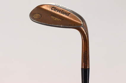 Cleveland 2012 588 Raw Tour Grind Wedge Gap GW 52° 8 Deg Bounce True Temper Dynamic Gold Steel Wedge Flex Right Handed 35.25in