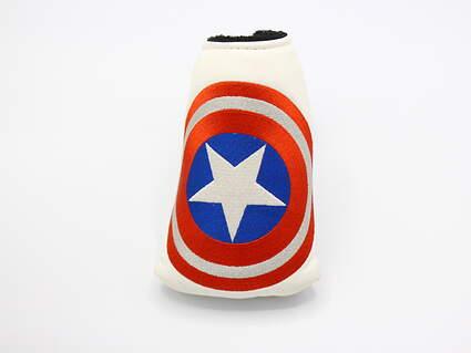 Lion Custom Shop American Star Logo Putter Headcover