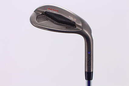 Ping Tour Wedge Lob LW 58° Standard Sole Nippon NS Pro 850GH Steel Regular Right Handed Purple dot 35.0in