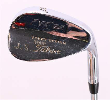 Tour Issue Titleist Vokey Chrome 200 Wedge Gap GW 52° Rifle Prescion Steel Stiff Right Handed 36.0in