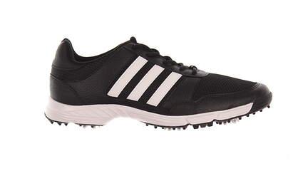 New Mens Golf Shoe Adidas Tech Response Medium 9.5 Black/White MSRP $60 F33550