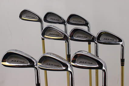 Yonex Super ADX Tour Forged Iron Set 3-PW GW Stock Graphite Shaft Graphite Regular Right Handed 38.25in