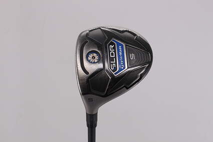 TaylorMade SLDR S Fairway Wood 5 Wood 5W 19° TM Fujikura Speeder 65 Graphite Regular Left Handed 42.5in