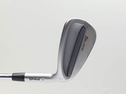 Tour Issue Ping iBlade Single Iron Pitching Wedge PW True Temper Dynamic Gold X100 Steel X-Stiff Right Handed Red dot 36.0in