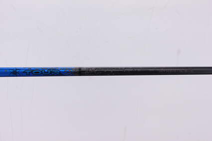 Used W/ Adapter Aldila Tour Blue 65 Driver Shaft Stiff 45.0in