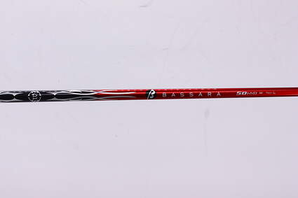 Used W/ Adapter Titleist Mitsubishi Rayon Bassara W 50 Hybrid Shaft Ladies 38.25in