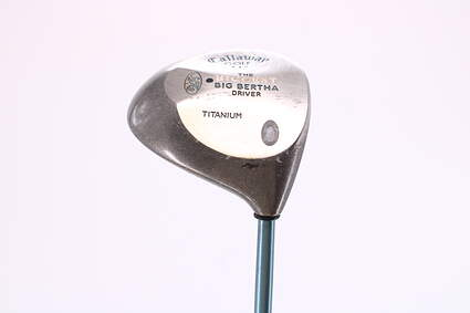 Callaway Biggest Big Bertha Driver 11° Callaway Gems Graphite Ladies Right Handed 44.75in