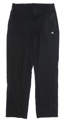 New Womens Adidas Pants Medium M Black MSRP $90 CW6706