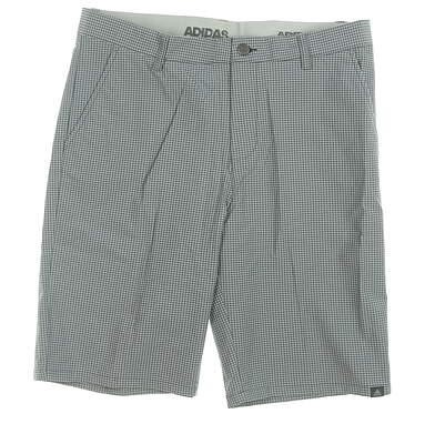 New Mens Adidas Golf Shorts 32 Gray MSRP $65