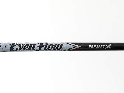 Used W/ Adapter Project X EvenFlow Black Hybrid Shaft Stiff 39.25in