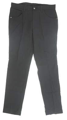 New Mens Adidas Golf Pants 32 x32 Gray MSRP $80