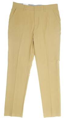 New Mens Adidas Adipure Golf Pants 32 x32 Khaki MSRP $90