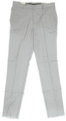 New Mens Adidas Pants 32 xUn-Hemmed Gray MSRP $80