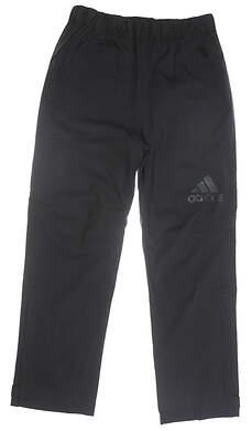 New Mens Adidas Golf Rain Pants 32 x30 Black MSRP $100
