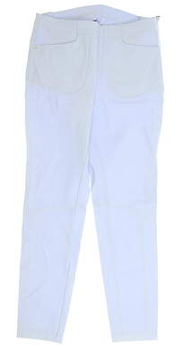 New Womens Ralph Lauren RLX Golf Pants 8 Blue MSRP $170
