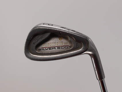 Tommy Armour 855S Silver Scot Single Iron 8 Iron True Temper Dynamic Gold S300 Steel Stiff Right Handed 36.75in