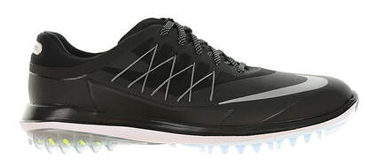 New Mens Golf Shoe Nike Lunar Control Vapor 11 Black MSRP $175 849971 001