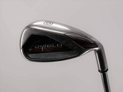 Callaway Diablo Edge Single Iron 8 Iron Callaway Diablo Edge Steel Steel Uniflex Right Handed 36.5in