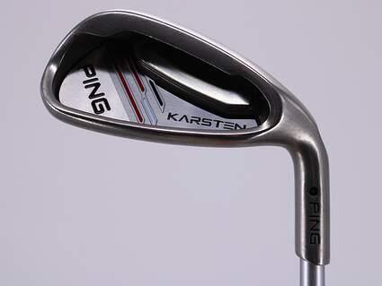 Ping 2014 Karsten Single Iron Pitching Wedge PW Ping KS 401 Steel Regular Right Handed 35.75in