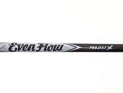 Used W/ Adapter Project X EvenFlow Black Fairway Shaft Stiff 41.25in