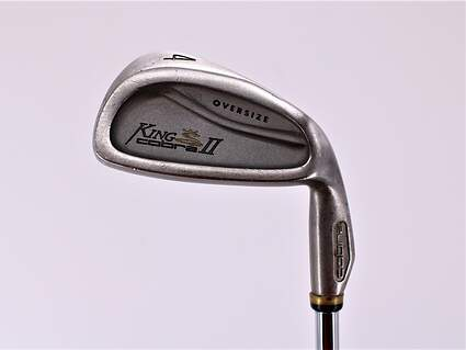 Cobra King Cobra 2 Forged Single Iron 4 Iron Project X Rifle Steel Regular Right Handed 38.5in