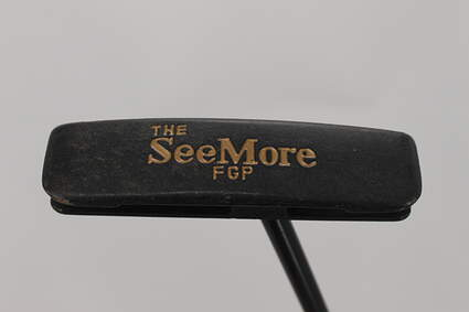 See More FGP Putter Toe Down Steel Right Handed 33.5in