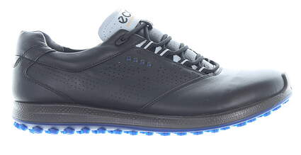 New Mens Golf Shoe Ecco BIOM Hybrid 2 41 (7-7.5) Black MSRP $200 15154455896
