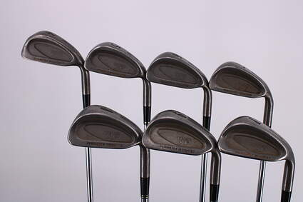Mizuno Tour XP Iron Set 4-PW Stock Steel Shaft Steel Stiff Right Handed 37.25in