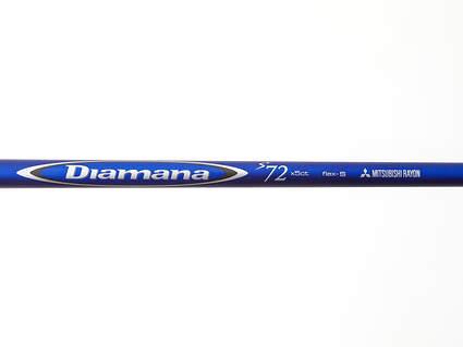 Used W/ Adapter Mitsubishi Rayon Diamana S+ 72 Fairway Shaft Stiff 42.25in