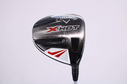 Callaway 2013 X Hot Driver 9.5° Project X PXv Graphite Regular Right Handed 45.25in