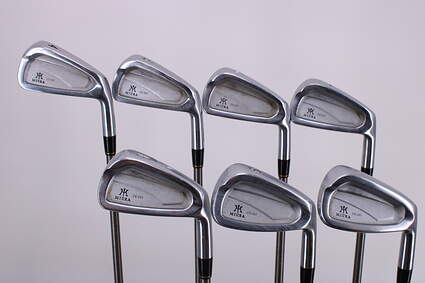 Miura 2019 CB-301 Iron Set 4-PW Aerotech SteelFiber i95 Graphite Regular Right Handed 37.5in