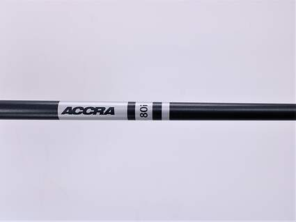 Used W/ PXG Adapter Accra I Series Hybrid Shaft Stiff 39.25in