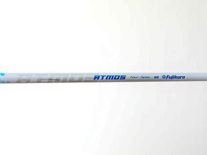Used W/ Adapter Fujikura Atmos Blue Tour Spec Driver Shaft Stiff 44.5in