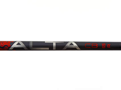 Used W/ Adapter Ping Alta CB 65 Red Fairway Shaft Regular 41.75in